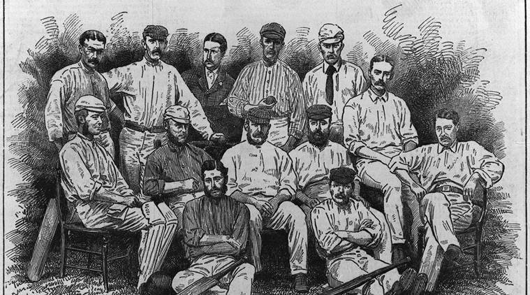 when was the first cricket test match, who played the first cricket test, who played the first test, where was the first test, who won the first test, google doodle, test cricket 140 years, test cricket start, australia vs england history, ashes history, cricket news, sports news