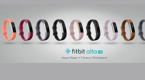 Fitbit Alta HR launched in India: Price, specifications andfeatures