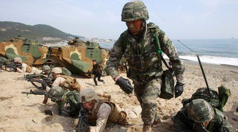 US, South Korea agree to suspend joint military exercise