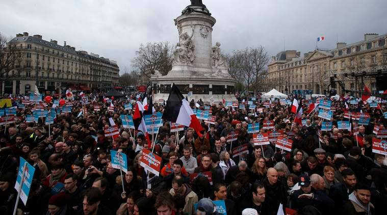france electoral system, two-round system france, france second ballot, two round electoral system, french election 2017, france elections, France, presidential elections, April 23 France, France president 2017, French elections, Marine Le Pen, france election candidates, Emmanuel Macron, Indian express news, France news, France election news