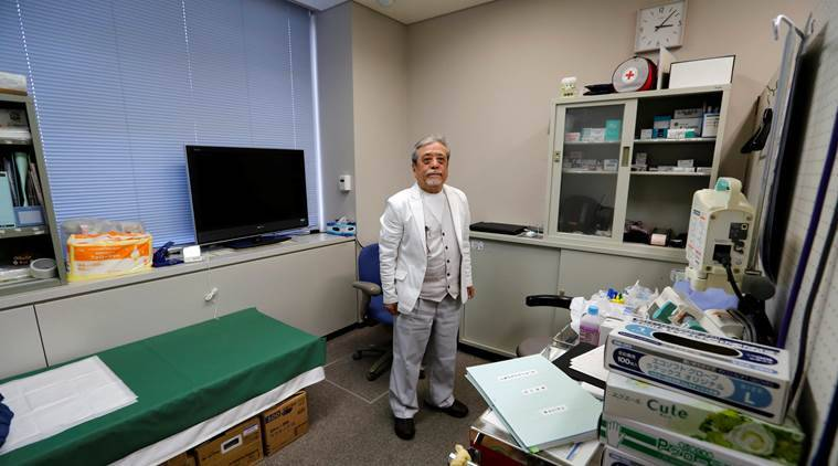 Fukushima disaster, Fukushima nuclear disaster, residents return, fukushima residents returning, world news, indian express news
