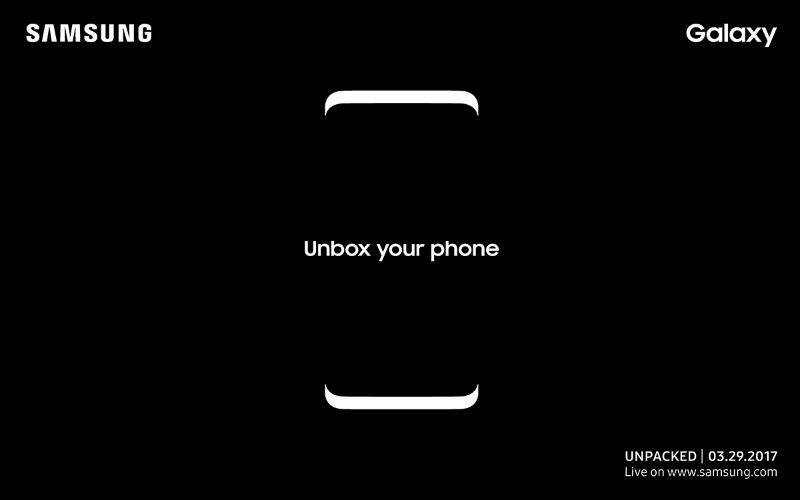 Unpacked 2017, Unpacked 2017 app, Unpacked 2017 Android app, Unpacked 2017 iOS app, Galaxy S8 launch, Galaxy S8 launch details, Galaxy S8 price in India, Galaxy S8 Plus, Galaxy S8+, Galaxy S8 specs, Galaxy S8 rumours, technology, technology news