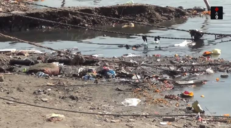 clean ganga, clean ganga drive, ganga cleaning drive, National Mission for Clean Ganga, NMCG, india news, indian express news