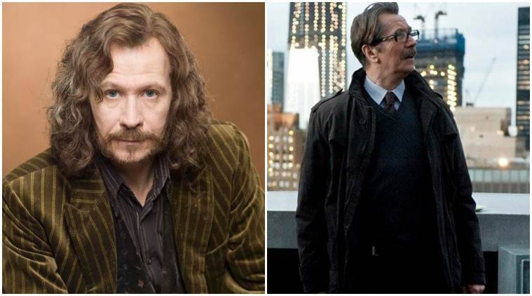 gary oldman, sirius black, james gordon