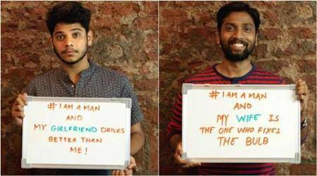 These guys' Women's Day wishes are breaking gender stereotypes in the most amazing way