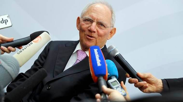 Wolfgang Schaeuble, germany, germany Wolfgang Schaeuble, EU, european union, latest world news
