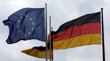 germany, germany business morale, germany economy, germany economic morale, germany elections, germany news, world news, latest news, indian express