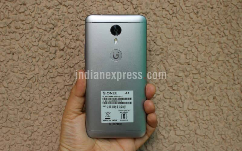 Gionee, Gionee A1, Gionee A1 price, Gionee A1 features, Gionee A1 specs, india launch, Gionee A1 price in India, Gionee A1 review, Gionee A1, Gionee, Gionee A1 specifications, Gionee A1 features, OnePlus 3T, Honor 8, Gionee smartphones, Android Nougat, technology, technology news