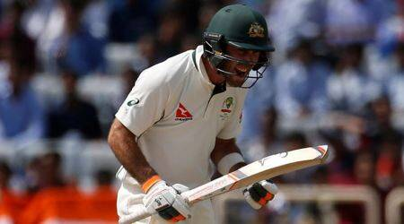 I copped a bit of heat stroke on the first day of training in Bangladesh, says Glenn Maxwell