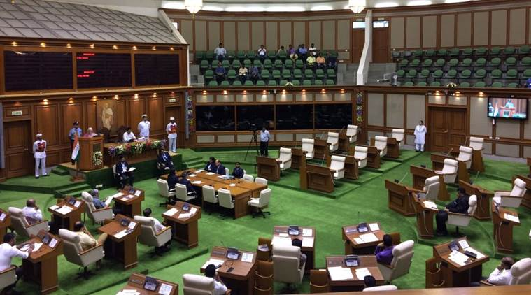 Goa: Congress MLAs stage walkout on first day of Budget session