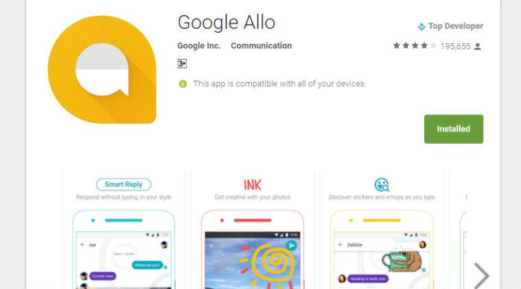 Google, Google Allo, Allo privacy, Allo glitch, Google Allo privacy glitch, Google Allo app, Google Allo Android, Google Assistant, apps, smartphones, technology, technology news