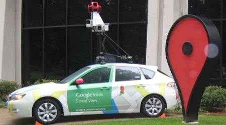 Indian government rejects Google Street Viewproposal
