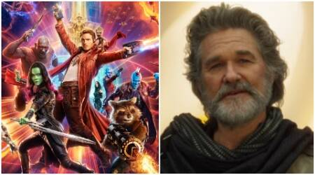Watch Guardians of the Galaxy 2 new trailer: Star Lord's father Ego makes a grand entry. Wait, there'smore