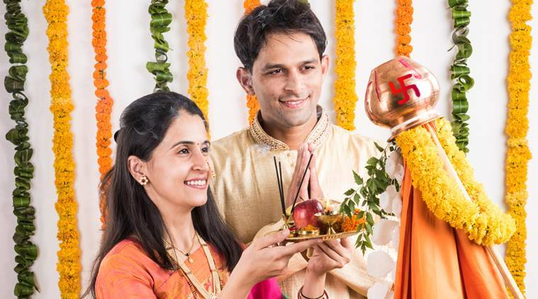 gudi padwa 2017, gudi padwa, ugadi, ugadi 2017, gudi padwa significance, gudi padwa importance, gudi padwa puja, gudi padwa 2017 date and time, gudi padwa messages, gudi padwa maharashtra, gudi padwa mumbai, india news, india festival, indian express