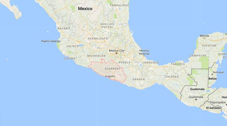 mexico, guerrero, mexico dismembered bodies, mexico deaths, bodies in bags, dismembered bodies, mexico news, world news, latest news, indian express news