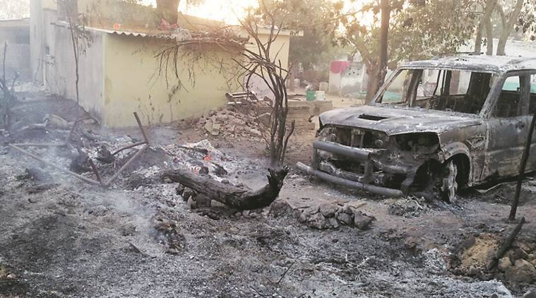 gujarat, gujarat communal clash,  Vadavali village communal clash, patan district clash, Gujarat student clash, india news, latest news