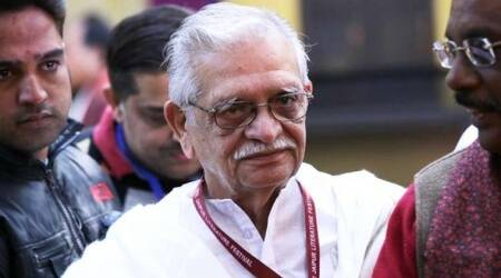 After anthology, Gulzar out with novel on partition