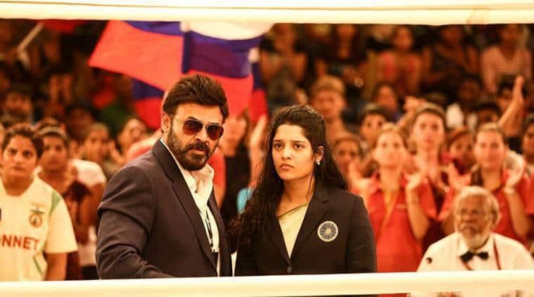 Venkatesh, Ritika Singh,  Guru 2017 review, Guru 2017 movie review, Venkatesh pics, ritika singh pics,