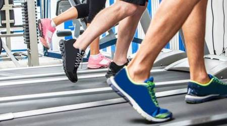 Exercise benefits, healthy life, exercise, healthy tip, heart conditions, pulmonary disease, Type 2 diabetes, treadmill, Indian Express, Indian Express News