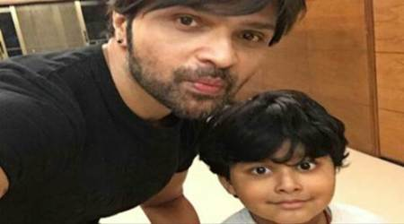 Himesh Reshammiya has signed a 5-year-old boy for a song