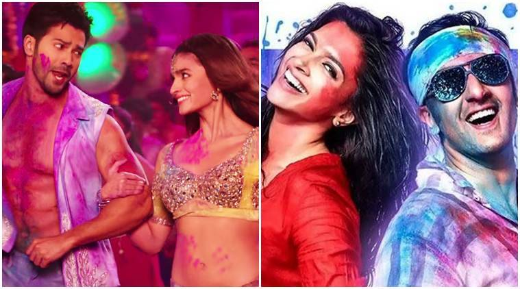 Holi Song screaming Shraddha Kapoor
