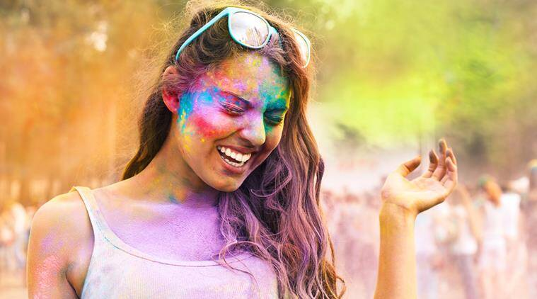 holi, holi 2017, happy holi, holi celebrations, holi tips, holi colours, holi safety, holi skin tips, holi hair tips, holi skin and hair, indian express, indian express news