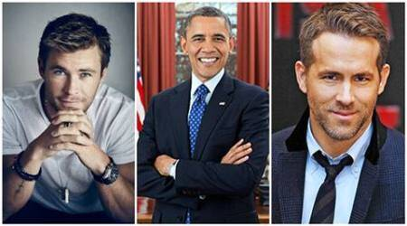 Chris Hemsworth, Barack Obama and Ryan Reynolds reveal what it is being dads to adorable baby girls. Watchvideo
