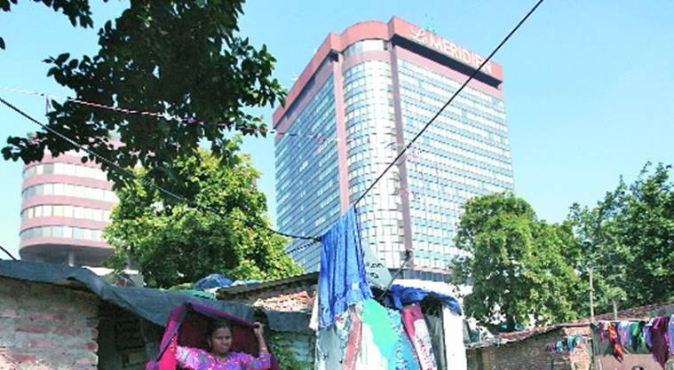 Le Meridien, Municipal Corporation, eviction order, Delhi High Court, Delhi News, Reliance Indutries, Commercial license, Real Estate, Reliance property, India News, Indian Express