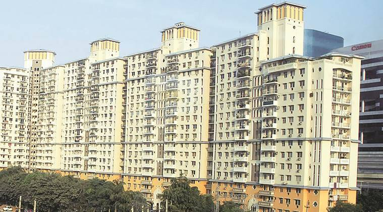 housing projects, housing projects decline, Ahmedabad housing projects, Gujarat housing projects, indian express news