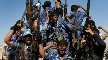 Iran, houthis, iran support, houthis support, Yemen war, yemen rebels, yemen rebel houthis, iran-yemen, world news, indian express news