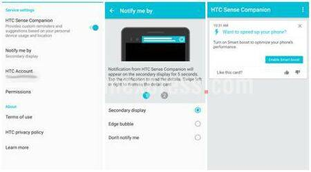 HTC, HTC Sense Companion, Sense Companion, HTC U Ultra, HTC Sense Companion features, HTC Sense Companion download, artificial intelligence, AI, voice assistant, apps, smartphones, technology, technology news