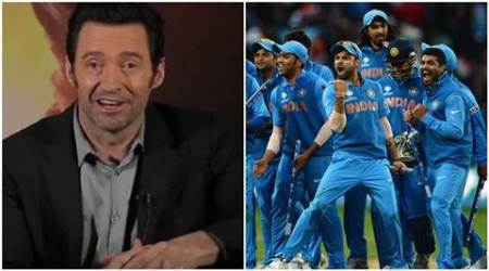 hugh jackman, virat kohli, logan, cricket, sachin tendulkar hugh jackman, indian cricket hugh jackman, hugh jackman logan, virat kohli hugh jackman, wolverine hugh jackman, x men, patrick stewart, professor Charles Xavier, indian express, indian express news, entertainment news