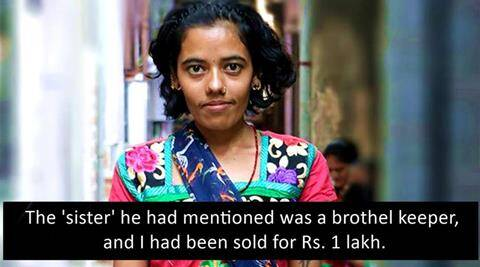 rape, prostitution, single mother, Humans of Bombay, humans of bombay woman stories, humans of bombay rape, humans of bombay prostitutes, humans of bombay single mothers, women emprowerment, indian express, indian express news