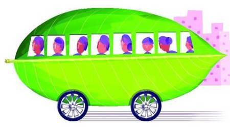 Alternative Route: Non-motorised transport, BRTS in the scheme of green mobility