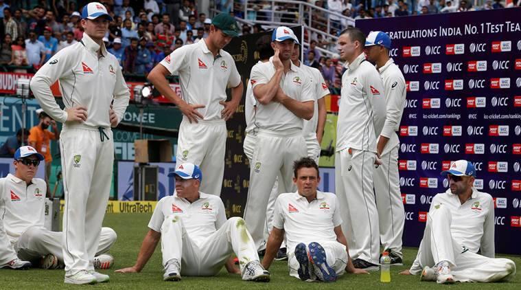 Ravindra Jadeja, Jadeja, Matthew Wade, Wade, Steve Smith, Smith, India vs Australia, India vs Australia 4th Test, India vs Australia Test series, BCCI, Cricket news, Cricket, Sports news, Sports, Indian Express