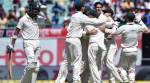 India fail to keep pace as Lyon roars for Australia