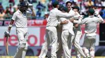 India fail to keep pace as Nathan Lyon roars for Australia