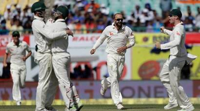 India vs Australia: Nathan Lyon keeps Australia's fight going