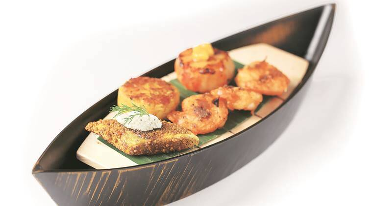 Sriram Aylur and Srijith Gopinathan, Taj's Quilon in London, London's Bombay Brasserie, Chef Srijith Gopinathan, Indian Food, Mangalorean cooking Style, Indian Food abroad, Indian Food styles, India food news, Indian food you must try, Latest news, India news, National news