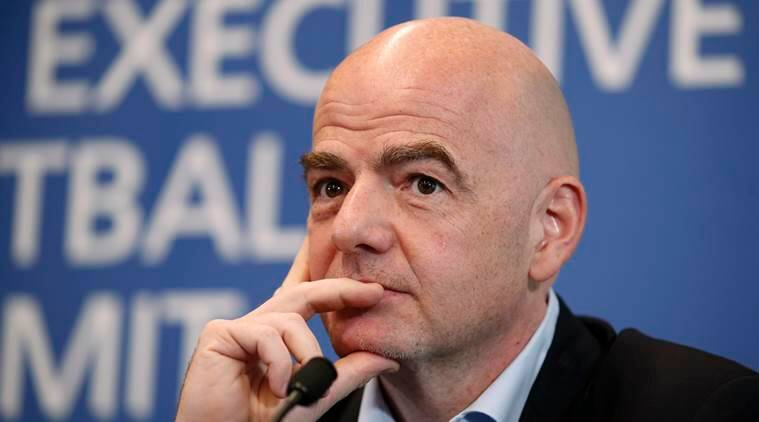 us travel ban, fifa world cup, 2026 world cup, fifa world cup us, fifa president, gianni infantino, football news, sports news