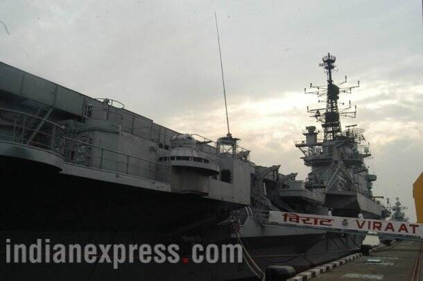 INS Viraat, INS Viraat decommissioned, INS Viraat last day, INS Viraat news, INS Viraat museum, Indian Navy, Indian Navy INS Viraat