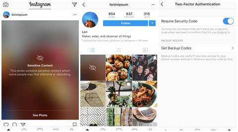 Instagram's two-factor authentication is now live: Here's how toactivate