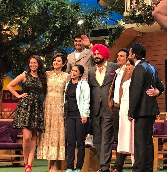 Did Kapil Sharma throw his shoe at Sunil Grover 'publicly'?