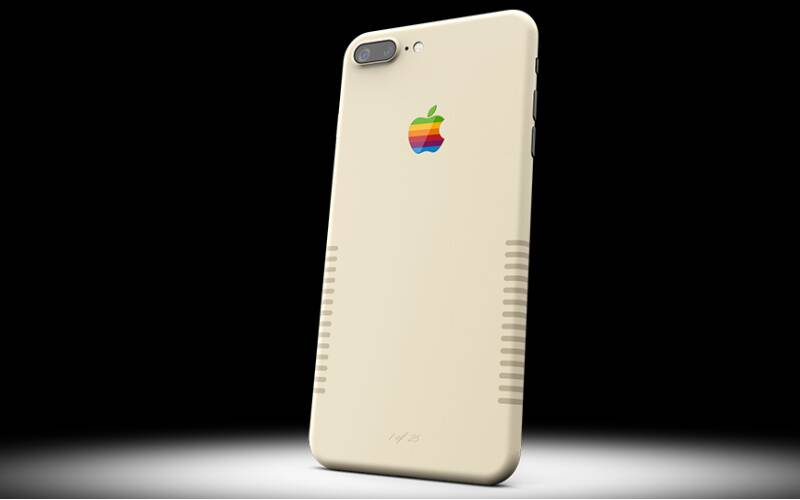 iPhone 7 Plus, iPhone 7 Plus Retro Edition, Apple, iPhone 7 Plus retro, iPhone 7 Plus colorware, iPhone 7 Plus retro colorware, iPhone 7 Plus Colorware price, ColoWare India, iPhone 7 Plus Retro limited edition, iPhone 7 Plus price in India, technology, technology news