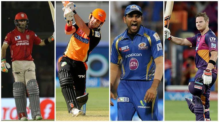 ipl 10, ipl 2017, ipl 2017 teams, ipl squads, ipl 2017 squads, Rising Pune Supergiants, Kolkata Knight Riders, Delhi Daredevils, Sunrisers hyderabad, Royal Challengers Bangalore, Mumbai Indians, Gujarat Lions, Kings XI Punjab, Cricket news, Cricket