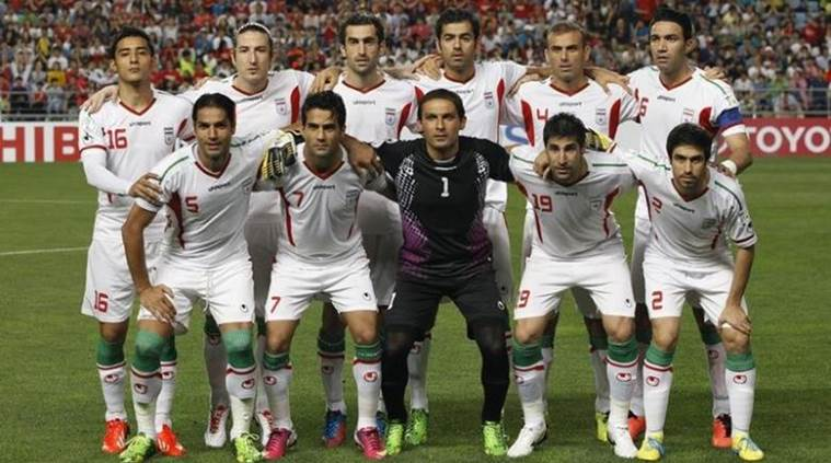 Iran names initial squad for World Cup