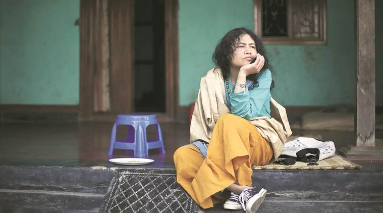 Irom Sharmila, Irom Sharmila campaign, Irom Sharmila election campaign, Prime Minister Narendra Modi, Bihar Chief Minister Nitish Kumar, Chief Minister Okram Ibobi Singh, election campaign, Manipur election results, indian express news