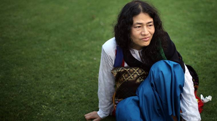 irom sharmila, irom, irom manipur, irom AFSPA, AFSPA protests, manipur elections, iron lady, irom sharmila prja, india news, latest news