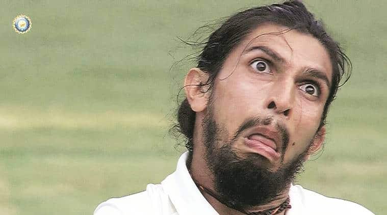 india, australia, india-australia second test, bangalore test, ishant sharma, virat kohli, steve smith, matt renshaw, indian cricket, indian express