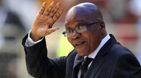 South African President Jacob Zuma denies undeclared funds claims